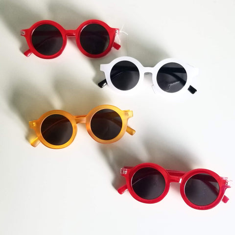Kid's Round Sunglasses