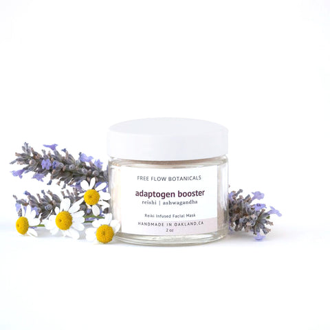 Adaptogen Booster Face Mask