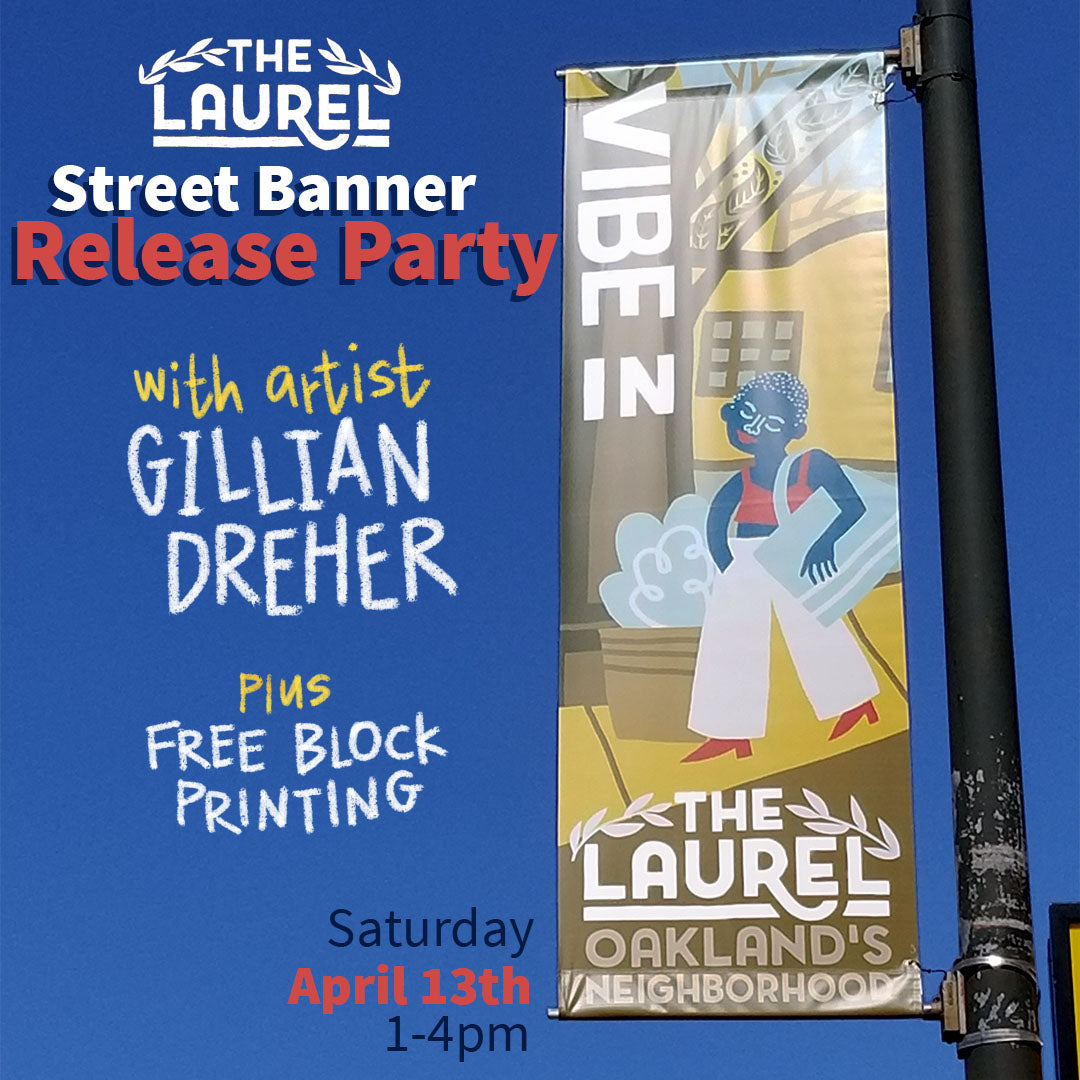 Street Banner Release Party