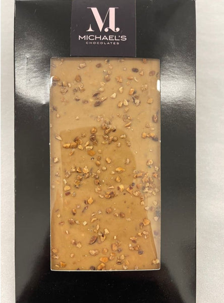 Blonde Hazelnut Crunch Bar