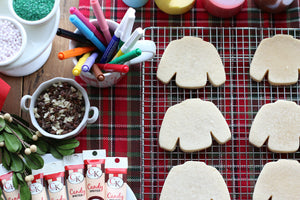 Ugly Sweater Cookie Decorating Party - Dec 15