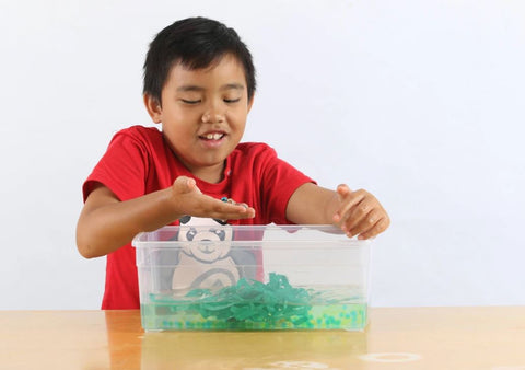 Under the Sea Messy Play Kit for Kids