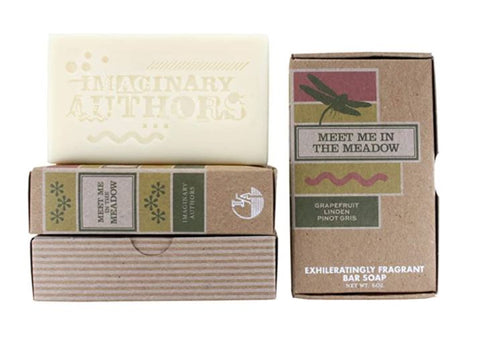 Meet Me in the Meadow Handcrafted Fragrant Soap