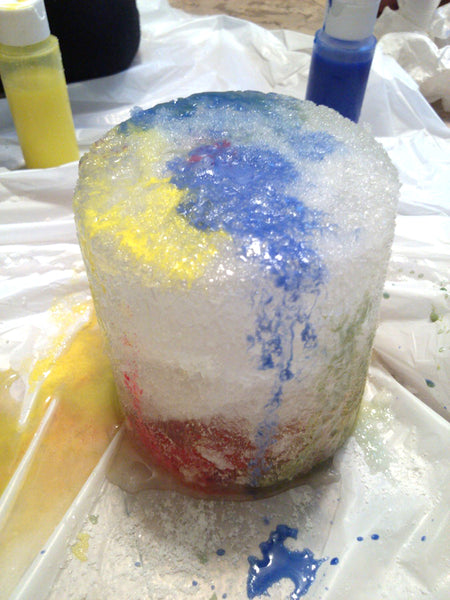 Outer Space Messy Play Kit