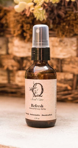 Refresh Aromatherapy Room Spray