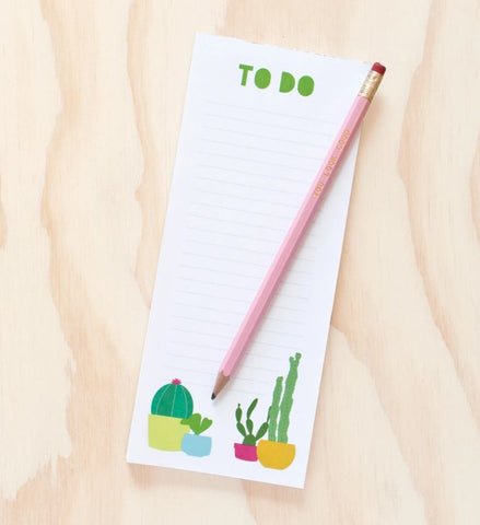 Cactus To Do List
