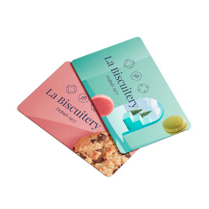 La Biscuitery - Gift Cards
