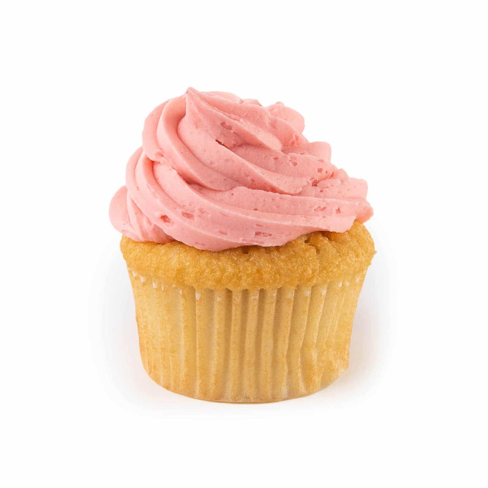 Strawberry Cupcakes (6)