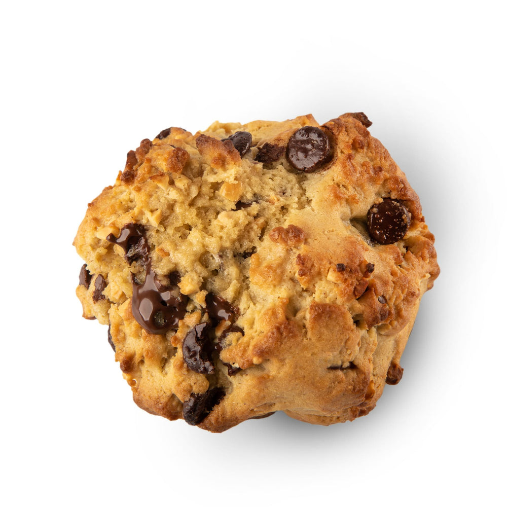 Load image into Gallery viewer, La Biscuitery - Les Grace's - Peanuts & Chocolate Chip cookies