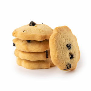 La Biscuitery - Les Sablés - Blueberry & Lemon Cookies