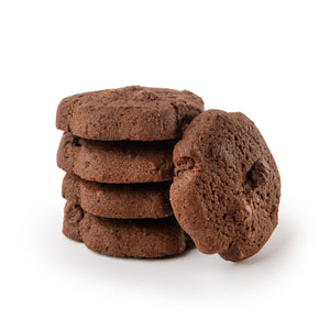 Load image into Gallery viewer, La Biscuitery - Les Sablés - Cacao & Organic Peruvian Chocolate Chip Cookies
