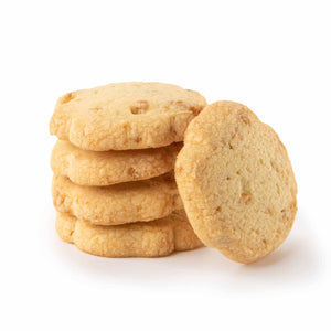 Load image into Gallery viewer, La Biscuitery - Les Sablés - Pure Maple Caramel & Flower Sea Salt Cookies