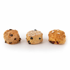La Biscuitery - Les Scones - Selection