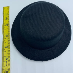 Mini Top Hat - Black