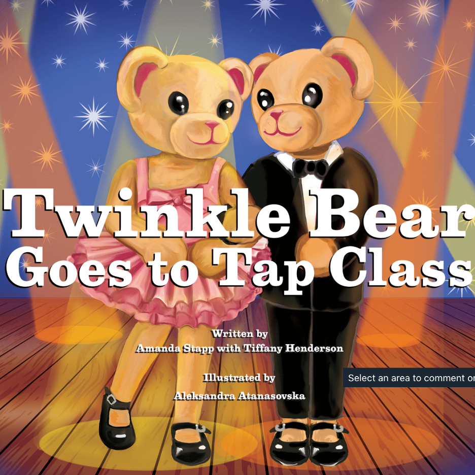 Adventures of Twinkle Bear - Book Series