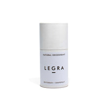 Load image into Gallery viewer, Natural Deodorant Stick - Petitgrain, grapefruit and Pine.