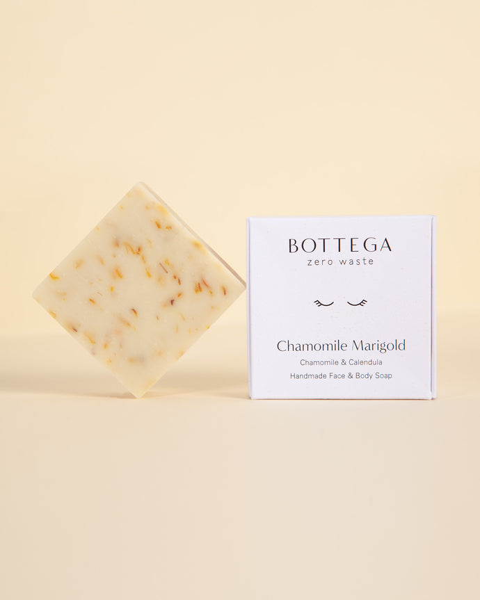Chamomile Marigold Face and Body Soap