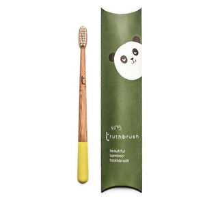 Bamboo Toothbrush for Kids and the Grown-Up's-Toothcare-Truthbrush-Animo Store