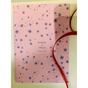 Breakfast at Tiffany's - Hand bound book-Book-Ffaun-Animo Store