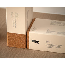 Load image into Gallery viewer, Cork Yoga Block-Yoga Block-We Are Meg-Animo Store