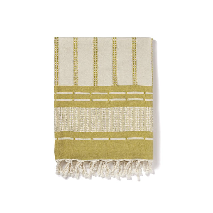 Defne | Deluxe Organic Cotton Peshtemal-Blankets and Throws-Luks-Animo Store