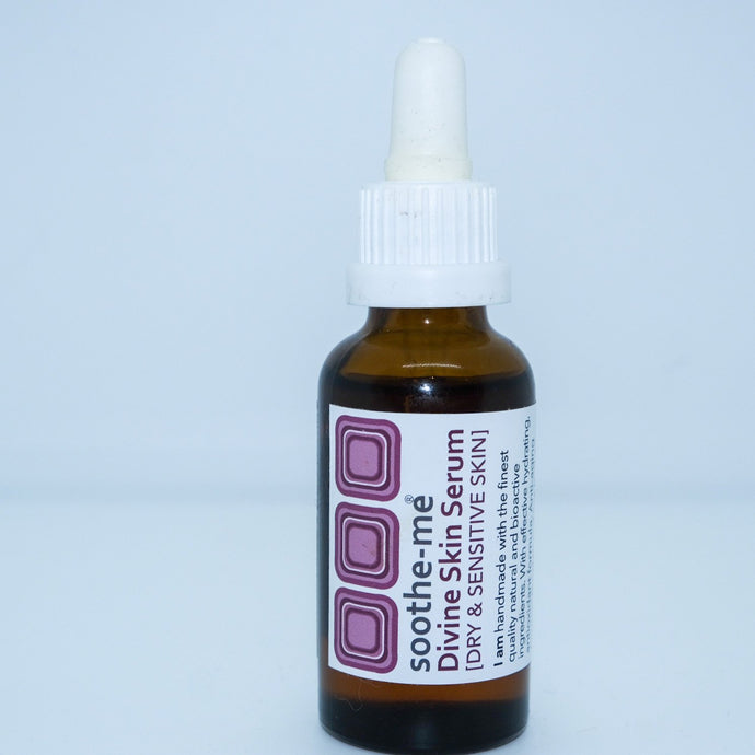 Divine Anti-Aging Skin Serum for dry and sensitive skin