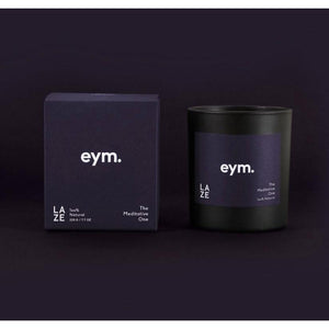 Eym Laze Candle | The Meditative One-Candles-eym naturals-Animo Store