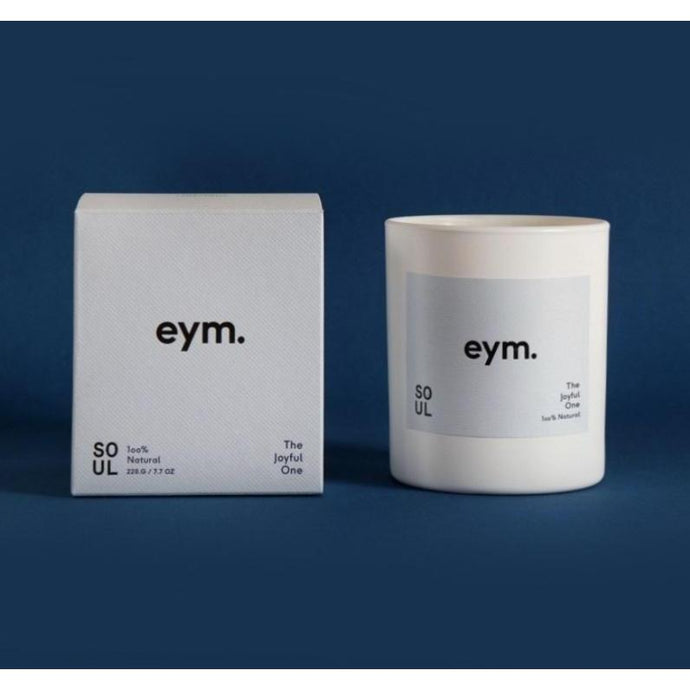 Eym 'Soul' Candle | The Joyful One-Candles-eym naturals-Standard-Animo Store