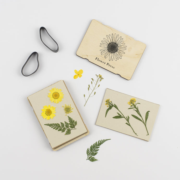 Pocket Flower Press-Flower Press-Studio Wald-Animo Store