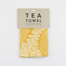 Load image into Gallery viewer, Sunflower Tea towel-Tea Towel-Studio Wald-Animo Store