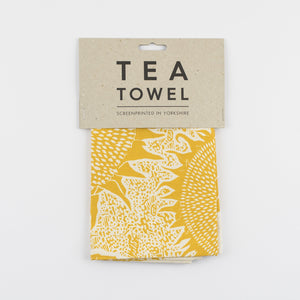 Sunflower Tea towel-Tea Towel-Studio Wald-Animo Store