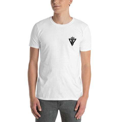 dieserkingphil Unisex Logo (black) T-Shirt