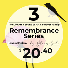 Load image into Gallery viewer, Remembrance Series (3pcs Set) *Limited Edition* + 1 FREE Randomly Selected (Not valid with other promotions), Singpost normal mail, 5 to 10 days