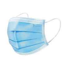 Load image into Gallery viewer, .Kid Size: Blue 3 Ply Disposable Mask 48 Boxes x 50 pcs (wholesale)