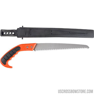 3006 Serrated Handsaw W- Scabbard-Hunting-US Crossbow & Archery Store