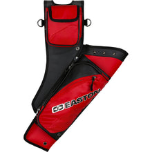 Load image into Gallery viewer, Easton Elite Takedown Hip Quiver W-belt Red Rh