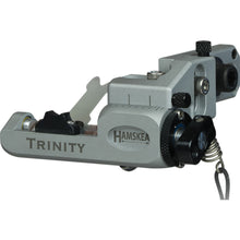 Load image into Gallery viewer, Hamskea Trinity Target Rest Micro Tune Silver Lh