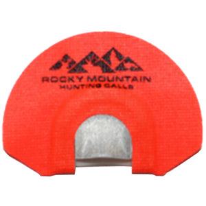 Rocky Mountain Elk Camp Diaphragm Call