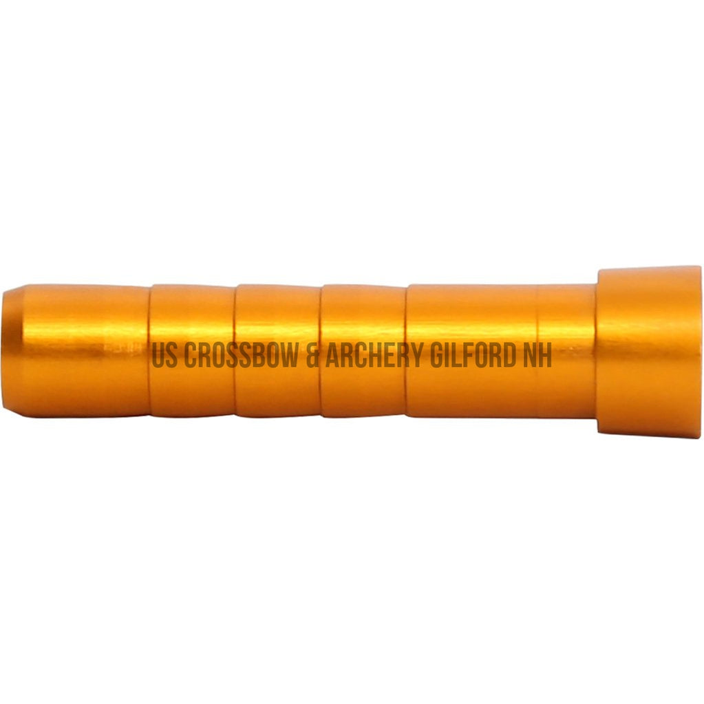 Easton 6.5 Cb Inserts Orange 100 Pk.-Easton-US Crossbow Store