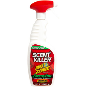 Wildlife Research Scent Killer Air And Space Spray Forest Edge 16 Oz.
