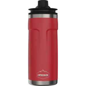 Otterbox Elevation Growler W-hydration Lid Red 28 Oz.