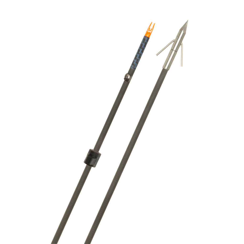 Fin Finder Undertow Bowfishing Arrow W-big Head Pro Point