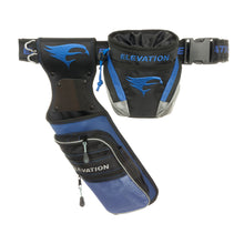 Load image into Gallery viewer, Elevation Nerve Field Quiver Package Blue Lh