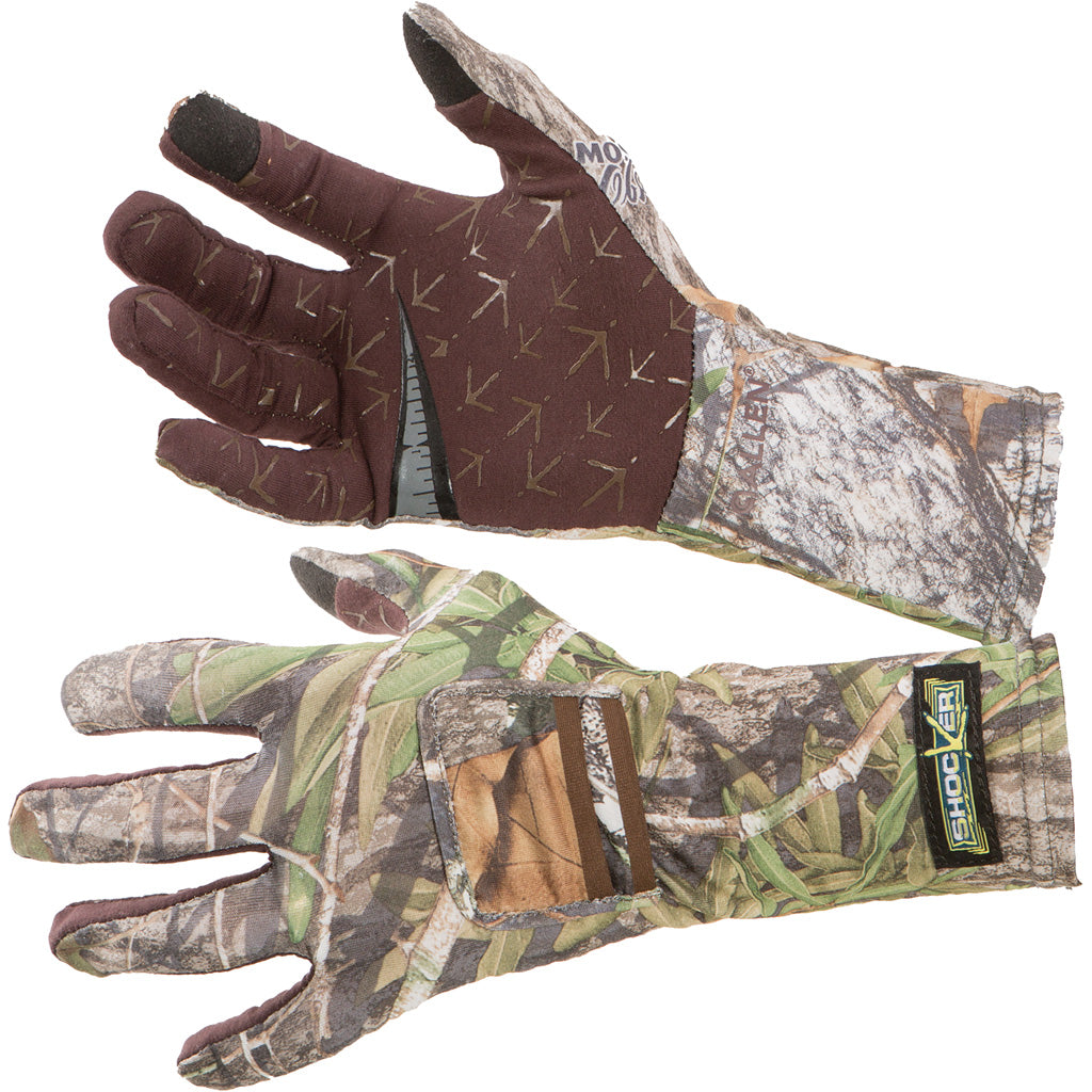 Shocker Turkey Gloves Mossy Oak Obsession