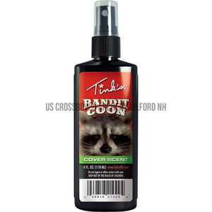 Tinks Bandit Coon Cover Scent 4 Oz.-Tinks-US Crossbow Store