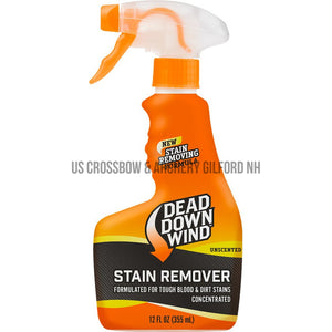 Dead Down Wind Stain Remover 12 Oz.-Dead Down Wind-US Crossbow Store