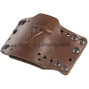 Limbsaver Cross-tech Holster Dark Leather Clip On