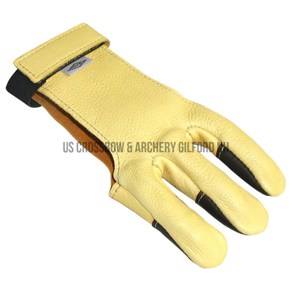 Neet Dg-1l Shooting Glove Leather Tips Small-Neet-US Crossbow Store