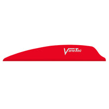 Load image into Gallery viewer, Vanetec Swift Vanes Ras Red 2.88 In. 100 Pk.