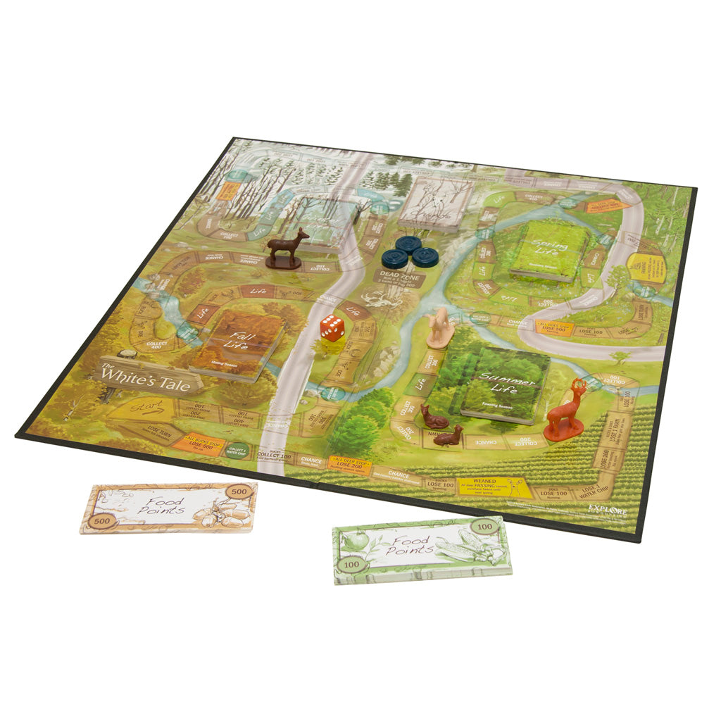 Ata The Whites Tail Board Game-Ata-US Crossbow Store